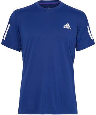 Adidas Sport Club Colour-Block Climacool Tennis T-Shirt