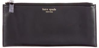 Kate SpadeKate Spade New York Leather Zip Wallet