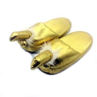 4050a6e313d Nafanio Home Slippers en Penis Fur Slides Women Unicorn Flip Flops Luxury  Memory Foam Indoor Bedroom