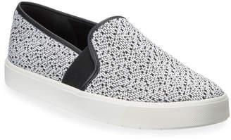Vince Blair Knit Slip-On Sneakers