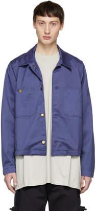 Acne Studios Blue Bla Konst Unreal Jacket