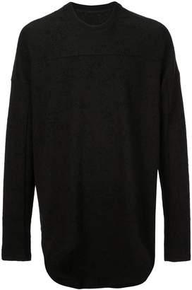 Julius plain longsleeved T-shirt a