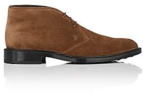 Tod's Men's Suede Chukka Boots - Brown