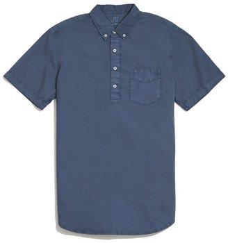 JackThreads Garment Dye Popover Shirt $39 thestylecure.com