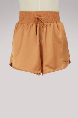 Off-White Off White Pajama shorts