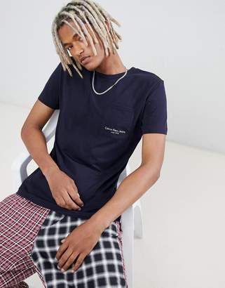 Calvin Klein slim t-shirt