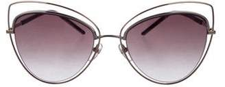 Marc Jacobs Cat-Eye Gradient Sunglasses