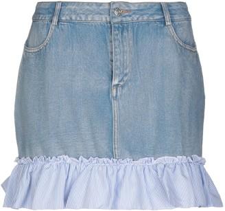 ENGLISH FACTORY Denim skirts