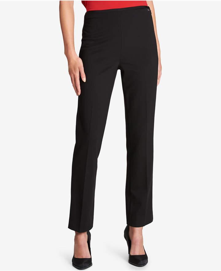 Dkny Side-Zip Pants