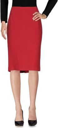 Clips Knee length skirts - Item 35325430PP