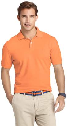 Izod Men's Classic-Fit Solid Pique Polo