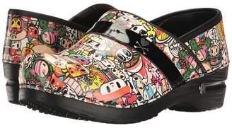 Sanita Koi By Kaleigh Pro Women's Slip-on Dress Shoes