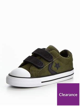 5a417da77691 ... new zealand at littlewoods converse star player ev v camo suede td ox  infant trainer 7a110 ...