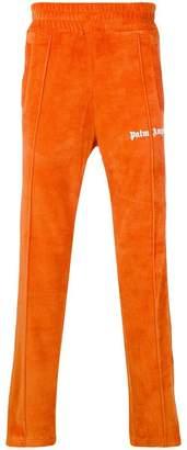 Palm Angels high waisted track pants