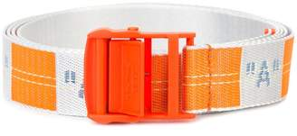 Off-White diagonal industrial belt