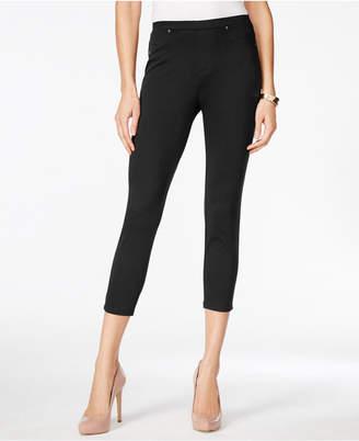 Style&Co. Style & Co Twill Capri Leggings