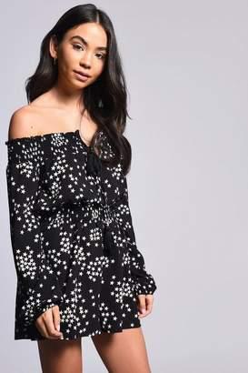 Glamorous **Star Printed Shorts