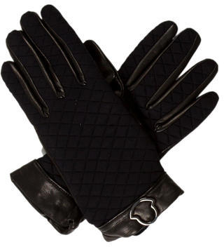 Moncler Moncler Quilted Leather Gloves w/ Tags