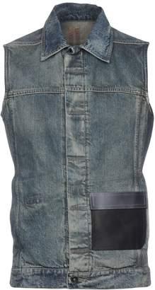 Rick Owens Denim outerwear - Item 42673862BO