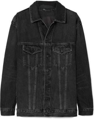 Alexander Wang - Daze Denim Jacket - Gray