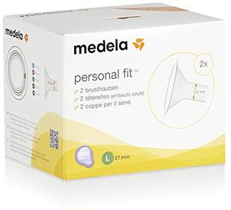 Medela PersonalFit 2 Breast Shield x2 (Large, 27 mm)