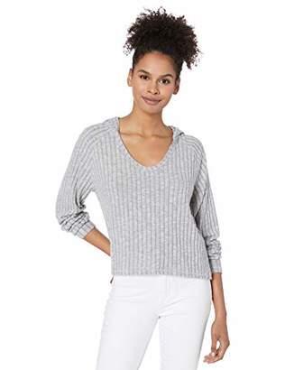 Billabong Women's Long Sleeve Knit Shirt,M