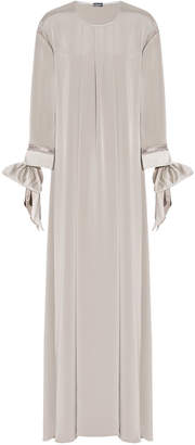Alexis Mabille Bow Sleeves Kaftan