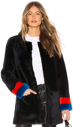Kule The Westchester Lamb Fur Coat