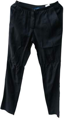 My Pants My Pant's Blue Trousers for Women