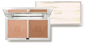 Jouer Cosmetics Jet-Set Sunswept Bronzer Duo Palette - Sun Kissed + Sunset