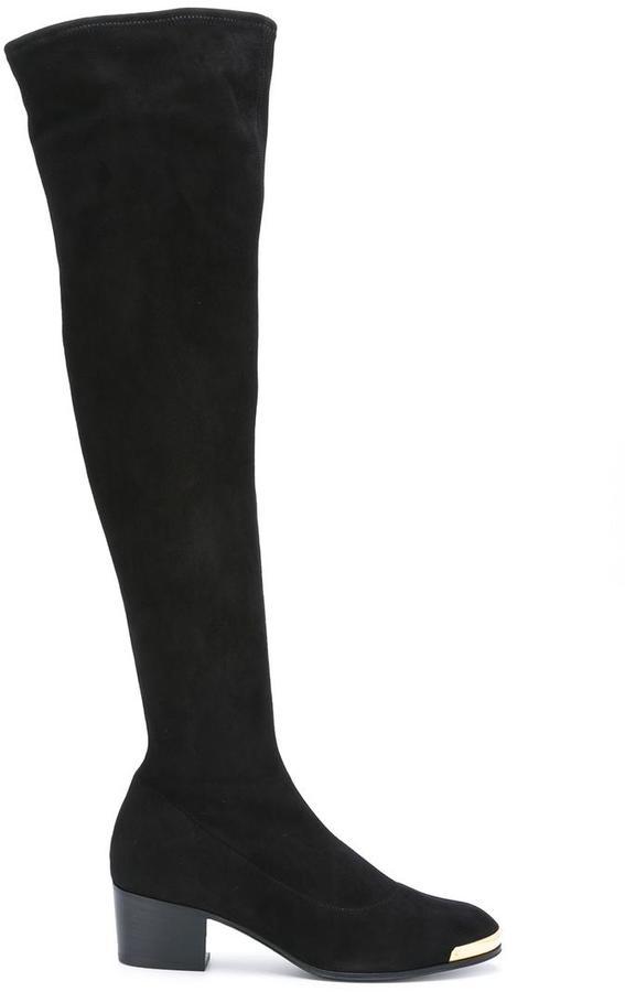 Giuseppe Zanotti Design over the knee boots