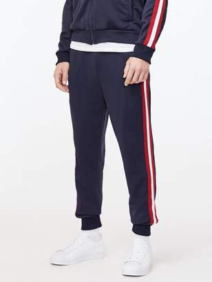 Mother The Runner Stripe - Swing In The Saddle Navy