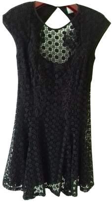 Les Petites Black Lace Dress for Women