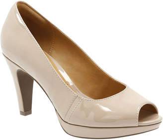 Clarks Narine Rowe High-Heel Pumps