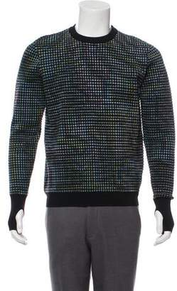 Kenzo Textured Patterned Sweater