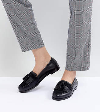 Park Lane Parklane Leather Flat Loafers