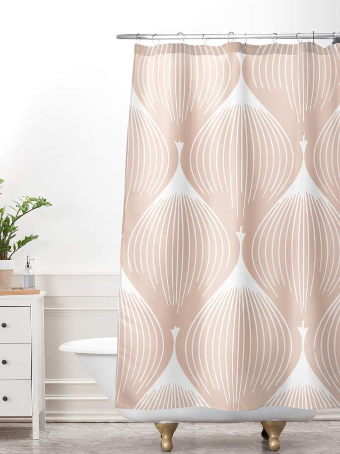 Spring Bulbs Shower Curtain Bath Set (2 PC)