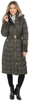 Betsey Johnson Maxi Puffer $300 thestylecure.com