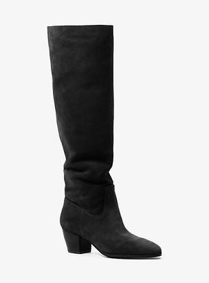 Michael Kors Avery Suede Boot