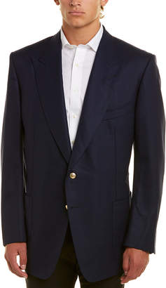 Tom Ford Wool & Mohair-Blend Blazer