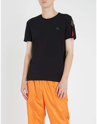 Alpha Industries X-Fit cotton-jersey T-shirt