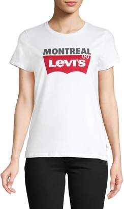 Levi's Montreal Perfect 2.0 Cotton Tee