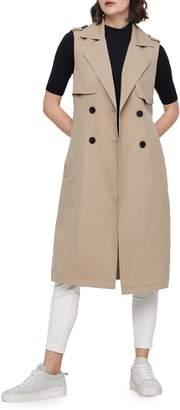 Vero Moda Spice Long Waistcoat