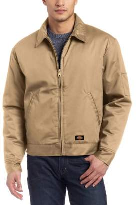 Dickies Men's Big-Tall Lined Eisenhower Jacket