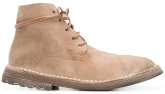 Marsèll curved lace-up boots