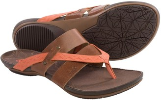 Cushe Radiance Thong Sandals - Leather (For Women) $29.95 thestylecure.com