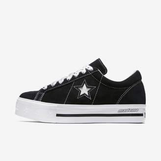 Nike Converse x MadeMe One Star Platform Low TopWomen's Shoe