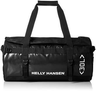 Helly Hansen (ヘリー ハンセン) - [ヘリーハンセン]ダッフルバッグ HHダッフルバッグ30L HY91712 K(ブラック)