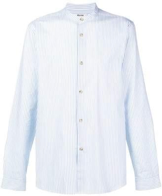 Acne Studios Pine Soft Pop Stripe shirt