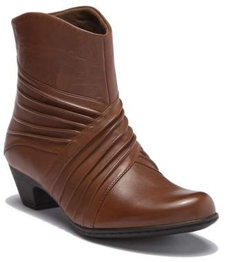 Rockport Brynn Rouched Leather Boot - Wide Width Available